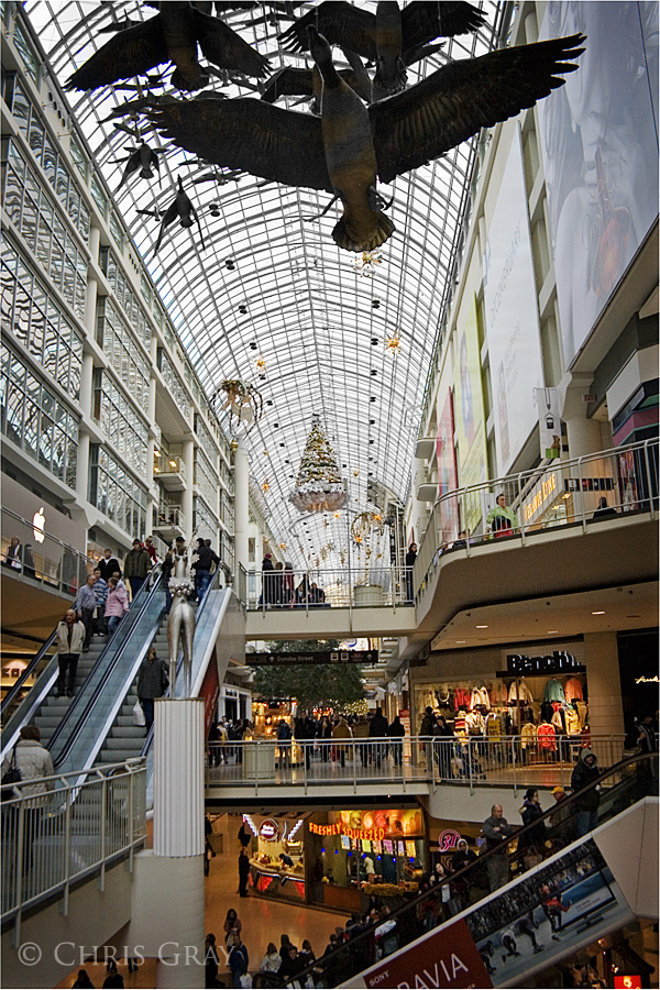 Eaton Center At Christmas.jpg