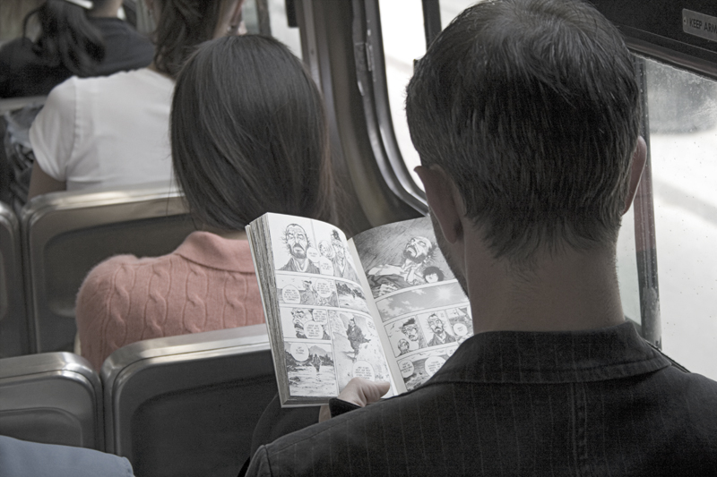 Manga on the TTC.jpg